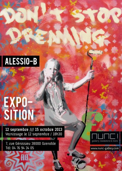 Don't Stop Dreaming / Alessio-B