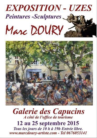 Exposition Marc DOURY