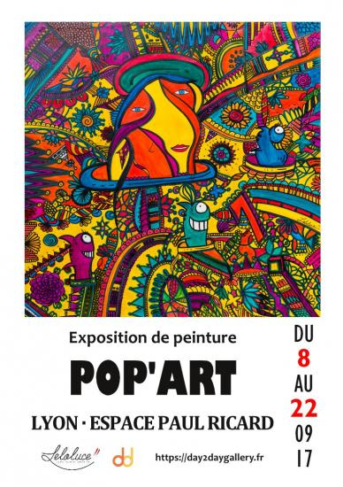 Exposition || Leloluce & Day2Day Gallery