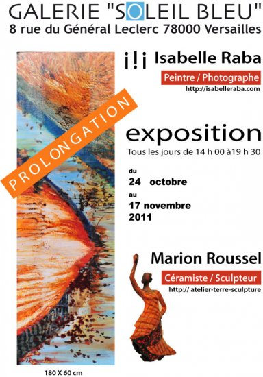 ISABELLE RABA & MARION ROUSSEL