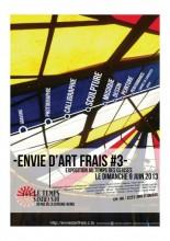 Envie d'Art Frais 2013