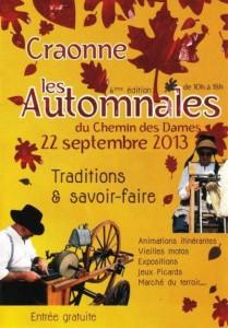 Automnales du Chemin des Dames 2013