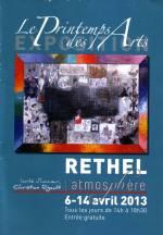 Printemps des Arts de Rethel 2013